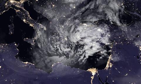 «Ηφαιστίων»: Η εξέλιξη της σφοδρής κακοκαιρίας τις επόμενες ώρες (pics)