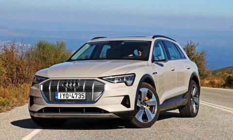 Το ηλεκτρικό Audi e-tron 55 quattro είναι πύραυλος εδάφους- εδάφους, αλλά…