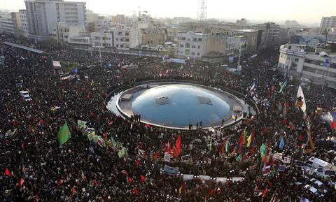 Φλέγεται η Μέση Ανατολή - Κόρη Σουλεϊμανί: Οι ΗΠΑ θα ζήσουν μαύρες μέρες - Τραμπ: Θα ανταποδώσουμε