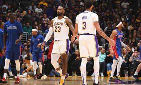 NBA: Ρουτίνα τα τριπλ-νταμπλ για Λεμπρόν Τζέιμς (video)