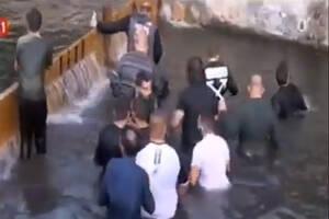 Θεοφάνεια 2020: Έχασαν τον Σταυρό στη Φλώρινα στον αγιασμό των υδάτων (vid)