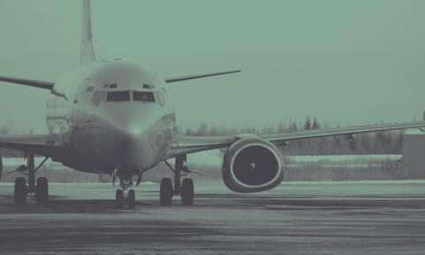Κακοκαιρία «Ηφαιστίων»: Συναγερμός στο αεροδρόμιο «Μακεδονία» - Έκτακτη προσγείωση αεροπλάνου
