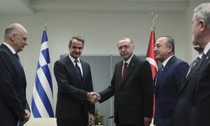 Ερντογάν: Τι είπα στον Μητσοτάκη για την συμφωνία Τουρκίας-Λιβύης (vid)
