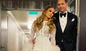 Το συγκινητικό post του Alex Rodriguez για την Jennifer Lopez μετά την τελετή των Golden Globes