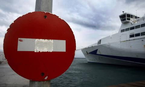 Ferries forbidden to set sail from Piraeus, Rafina and Lavrio