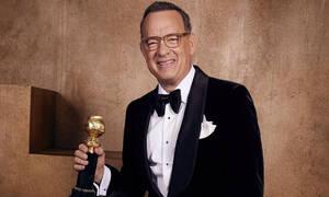 Χρυσές Σφαίρες 2020: Ο Tom Hanks μετά τη βράβευσή του μίλησε για την ελληνοποίησή του! (photos)