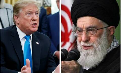 Πολεμικές ιαχές! Ο Τραμπ απειλεί το Ιράν: «Ξεχάστε τα πυρηνικά» - Κυρώσεις και για τη Βαγδάτη