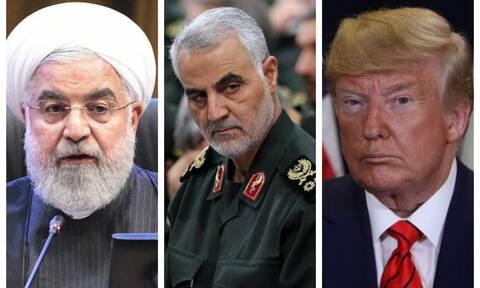 Πόλεμος ΗΠΑ – Ιράν! Τραμπ: «Μην τολμήσετε…» - Ροχανί: «Μην μας απειλείς»