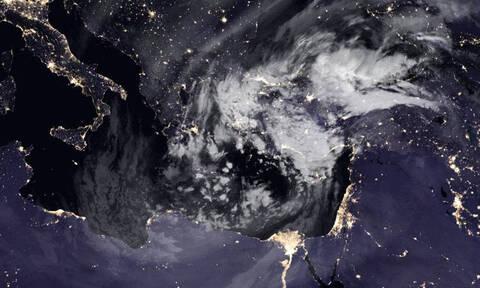«Ηφαιστίων»: Η εξέλιξη της κακοκαιρίας τις επόμενες ώρες (pics)
