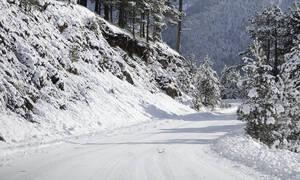 Καιρός - Ηφαιστίων: Στον πάγο η χώρα για τρίτη ημέρα  - Πού και πότε θα χιονίσει σήμερα