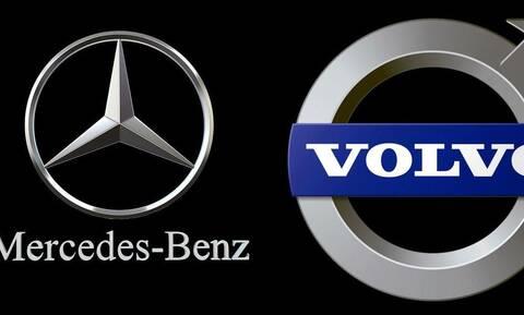 Συνεργασία Mercedes και Volvo για την εξέλιξη κινητήρων εσωτερικής καύσης με την ευλογία της Geely;