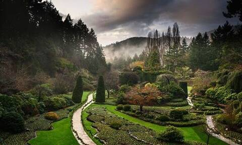 Butchart Gardens: Ο κήπος της Εδέμ στην Γη (pics)