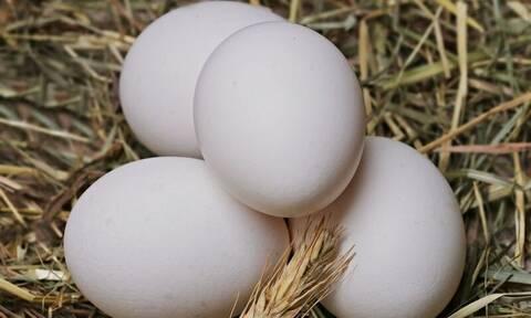 Το απίθανο κόλπο να ξεφλουδίσεις το αυγό σε 1 δευτερόλεπτο - Θα το δοκιμάσεις αμέσως