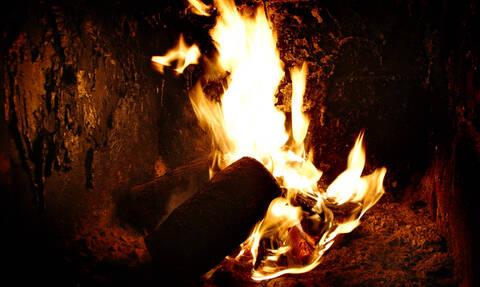 Συναγερμός από την Ελληνική Αντικαρκινική Εταιρεία για όσους έχουν τζάκι