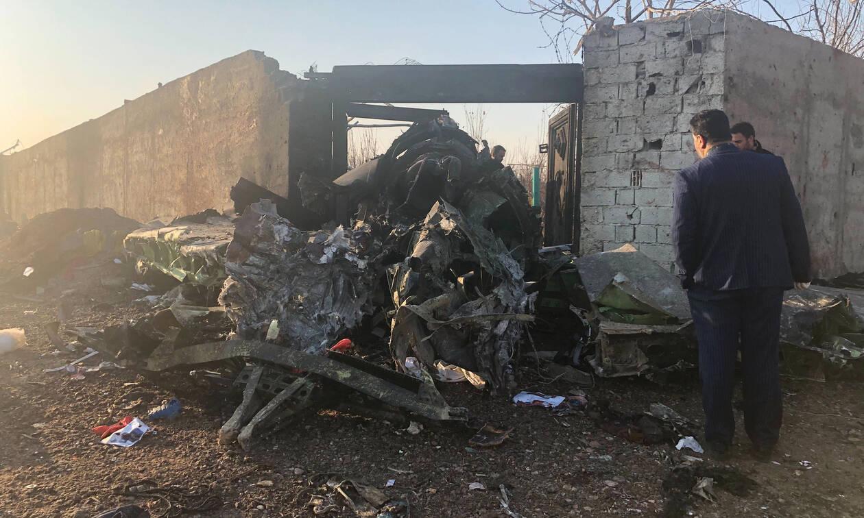 Τραγωδία στο Ιράν: Κανένας επιζών από τη συντριβή του ουκρανικού αεροσκάφους - Βίντεο ντοκουμέντο