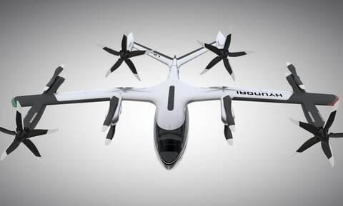 H Ηyundai θα κατασκευάσει ιπτάμενο ταξί για συνεργασία με την Uber
