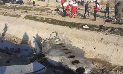 Αεροπορική τραγωδία στο Ιράν: Νέο σοκαριστικό βίντεο από τη συντριβή του ουκρανικού Boeing