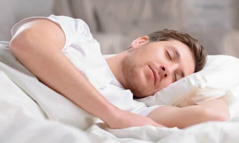 Εσύ ξέρεις τι συμβαίνει στο σώμα μας όταν κοιμόμαστε;