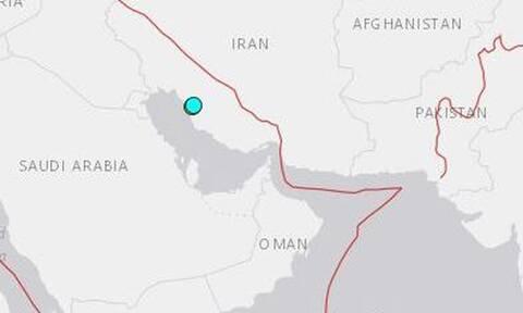 Ιράν: Σεισμός 5,4 βαθμών σημειώθηκε σε περιοχή κοντά στον πυρηνικό σταθμό Μπουσέρ