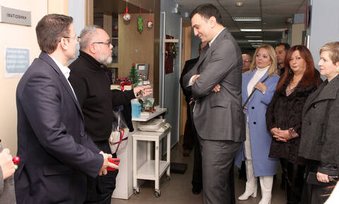 Προκήρυξη διαγωνισμού για τις κτηριακές παρεμβάσεις στα δημόσια νοσοκομεία
