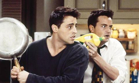 Απίστευτο: Aυτοί οι δύο θα έπαιζαν τους ρόλους των Joey και Chandler