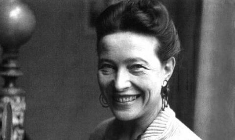 Σαν σήμερα το 1908 γεννήθηκε η συγγραφέας Σιμόν ντε Μποβουάρ