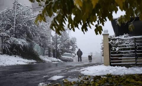 Καιρός: Βελτιωμένος ο καιρός την Πέμπτη - Επιμένει ο παγετός στα κεντρικά και βόρεια