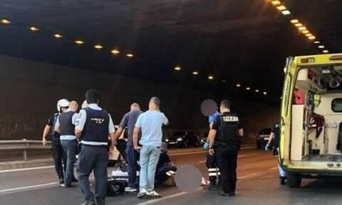 ΤΩΡΑ: Άνδρας έπεσε από γέφυρα στην Εθνική οδό Κορίνθου - Πατρών