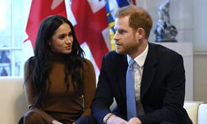 Παγκόσμιος σάλος: Τέλος από τη βασιλική οικογένεια πρίγκιπας Χάρι και Μέγκαν Μαρκλ
