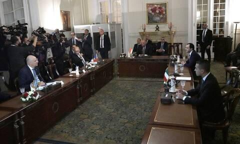 Στην Κρήτη η επόμενη πενταμερής συνάντηση για το θέμα της Λιβύης