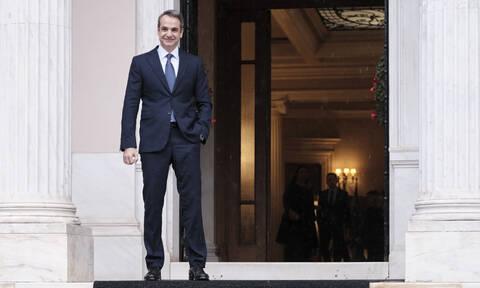 Ο Μητσοτάκης επιστρέφει από τις ΗΠΑ και συναντά τους πολιτικούς αρχηγούς – Τι θα συζητήσουν