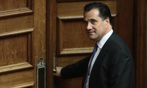Άδωνις Γεωργιάδης: Εξαιρετικά μικρόψυχη η κριτική του ΣΥΡΙΖΑ (vid)