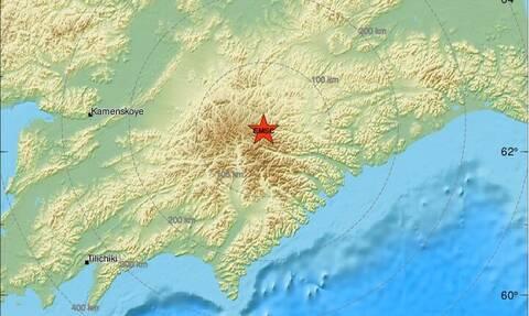 Σεισμός στη Ρωσία: 6,3 Ρίχτερ ταρακούνησαν τα βορειοανατολικά της χώρας
