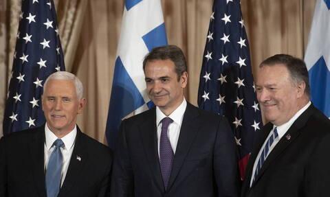 Мицотакис: Греция была, есть и останется надежным союзником США