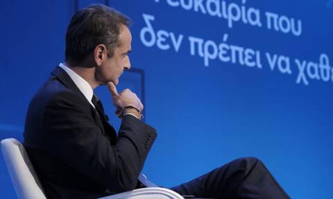Ο Μητσοτάκης συναντά τους πολιτικούς αρχηγούς: Τουρκία, πρόεδρος και εκλογικός νόμος στο μενού