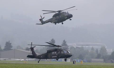 Σε Ρόδο και Κύπρο αμερικανικά ελικόπτερα για την απομάκρυνση Αμερικανών από τη Μέση Ανατολή