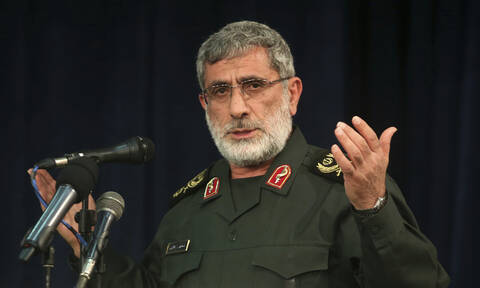 Ιράν: Πιστός στη γραμμή Σουλεϊμανί ο διάδοχός του - «Θα συνεχίσουμε με σθεναρότητα»