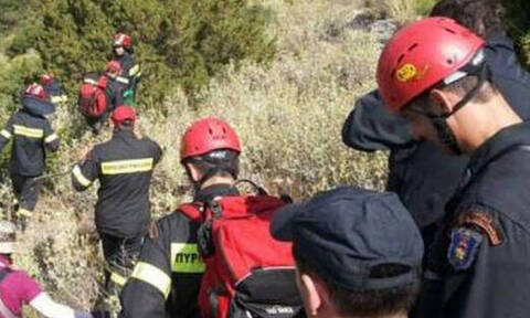 Συναγερμός στην Κύπρο: Άνδρας έπεσε σε χαράδρα