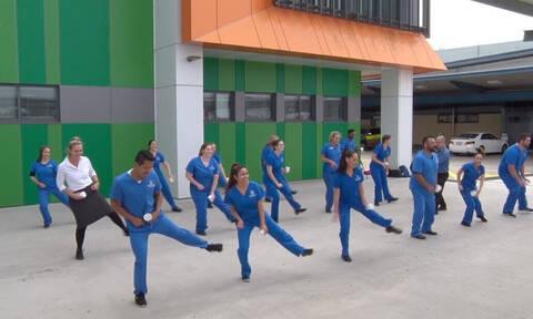 Τρομερό: Παράτησαν τους ασθενείς και έριξαν στο χορό!