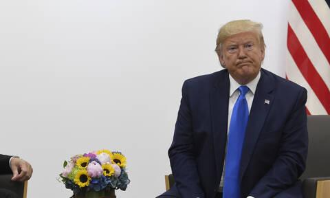 «Κεραυνοί» Τραμπ: «Βλάβη; Δεν νομίζω. Η συντριβή του Boeing οφείλεται σε λάθος»