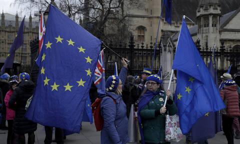 Αντίο Ευρώπη! Είναι επίσημο - Brexit στις 31 Ιανουαρίου