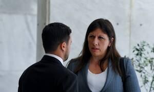 Η Ζωή Κωνσταντοπούλου καταγγέλλει το ΣτΕ για παρατυπίες στην υπόθεση του «Mr Bitcoin»