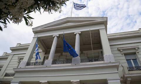 ΥΠΕΞ για Ιράκ: Η Ελλάδα στηρίζει κάθε προσπάθεια για αποκλιμάκωση