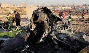 Βίντεο-ντοκουμέντο: Η στιγμή που ιρανικός πύραυλος χτυπάει το μοιραίο Boeing