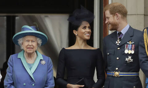 Χάρι και Μέγκαν Μαρκλ: Σε σοκ η Βασίλισσα Ελισάβετ – Οι επόμενες κινήσεις της