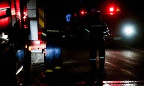 Τραγωδία στην Αμαλιάδα: Ένας νεκρός από πυρκαγιά στον Άγ. Ιωάννη