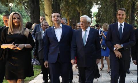 Την Παρασκευή τα ραντεβού του Μητσοτάκη με τους πολιτικούς αρχηγούς - Τους ενημερώνει για τις ΗΠΑ