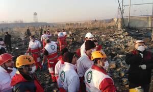 Ιράν: Η Τεχεράνη αρνείται ότι το ουκρανικό αεροσκάφος χτυπήθηκε από πύραυλο