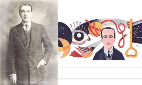 Vicente Huidobro: 127 χρόνια από τη γέννηση του Χιλιανού ποιητή