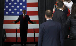Αποθέωσαν τον Τραμπ στο Οχάιο για τη δολοφονία του Σουλεϊμανί: Αποδώσαμε δικαιοσύνη (pics)